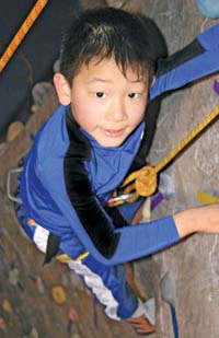 Junior Climbing Program 3-6