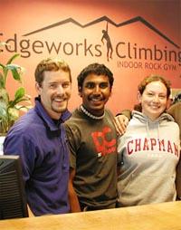 Junior Climbing Program 3-6