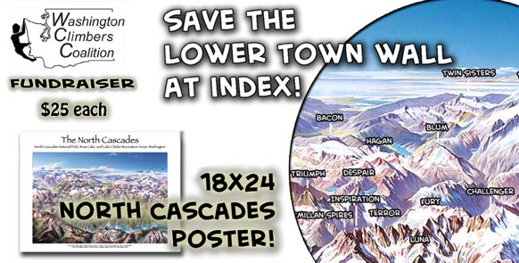 WCC North Cascades Poster