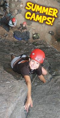 Climbing Summer Camps!