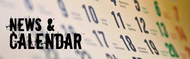 News & Calendar